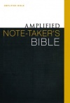 Amplified Note Takers Bible, Hardback Edition