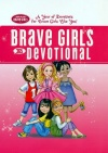 Brave Girls 365-Day Devotional, Hardback Edition