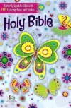 ICB Butterfly Sparkle Bible, Hardback Edition