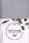 CSB - (in)courage Devotional Bible, Hardback Edition