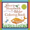 The Jesus Storybook Bible Coloring Book	- 60 Fun Pages to Color