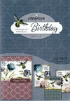 Birthday Cards - Lisa Audit Deluxe Cards, Box of 12