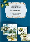 Birthday Cards - Petite Greetings, Deluxe Diecut, Box of 12