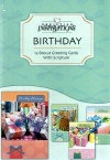 Birthday Cards - Pretty Packages, Deluxe Diecut, Box of 12