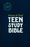CSB Heart of God Teen Study Bible, Hardback Edition