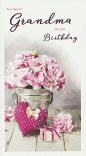Birthday Card - To A Special Grandma on Your Birthday - ICG II7508