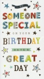 Birthday Card - To Someone Special on Your Birthday by ICG II8249
