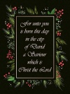 Christmas Cards - For unto you is born - Pack of 10 - CMS - D2001