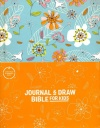 CSB Journal and Draw Bible for Kids, Blue Hardback Edition