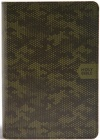 CSB On-the-Go Bible Green Camouflage Soft Leather-Look