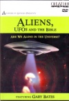 DVD - Aliens UFOs and the Bible - Gary Bates
