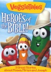 DVD - Heroes of the Bible - Moses, Miriam, Joseph