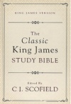 KJV - Classic King James Study Bible, Hardback Edition