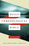 KJV - Daily Chronological Bible, Hardback Edition
