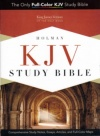 KJV - Full Color Study Bible, Hardback