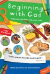 Beginning with God- Bible Discovery for Pre-schoolers, Book 2