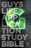 NLT - Guys Life Application Study Bible, Paperback