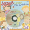 Jesus Loves the Little Children, CD & Book