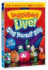 DVD  VeggieTales Live! Sing Yourself Silly