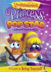 DVD - Veggie Tales - Princess and the Popstar