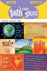 John 3:16, A Faith that Sticks, Stickers
