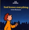 Learn About God - God Knows Everything  - Board Book
