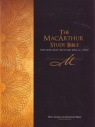 NASB Macarthur Study Bible - Black Genuine Leather