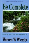 Be Complete: Colossians - WBS