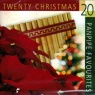 CD - 20 Christmas Panpipes Favourites - CMS