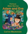 Adam & Eve - Famous Bible Stories - Board Book
