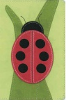 NIV Bug Collection Bible - Ladybug - Duo Tone