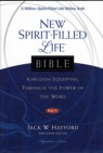 NKJV - New Spirit Filled Life Bible, Hardback