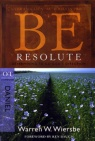 Be Resolute - Daniel - WBS